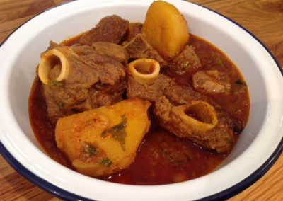 Hot Mutton Curry