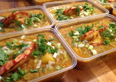Prawn curry 1